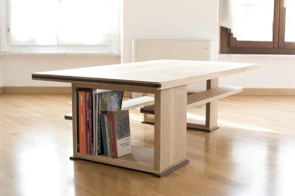 Tavolino da salotto Disquadro