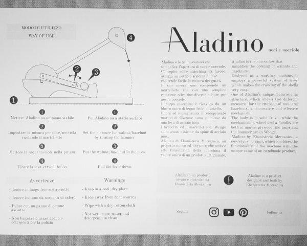 Aladino Brochure