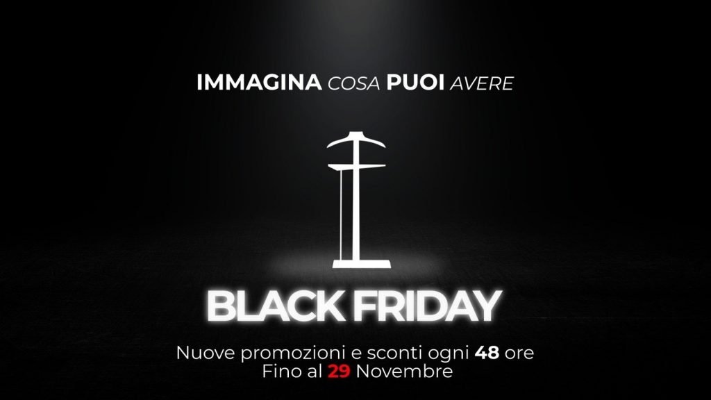black friday ebanisteria meccanica